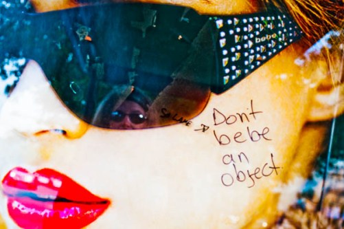 Don't Bebe an object, so lame