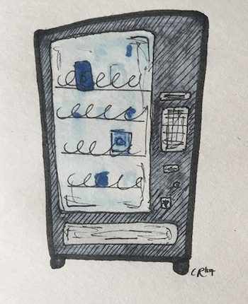 sexual health vending machine
