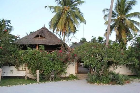 Imani Beach Villa in Bububu, Zanzibar