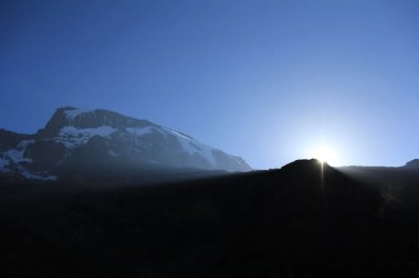 The Tanzania Chronicles — Day 4 — Sunrise Over Barranco Wall