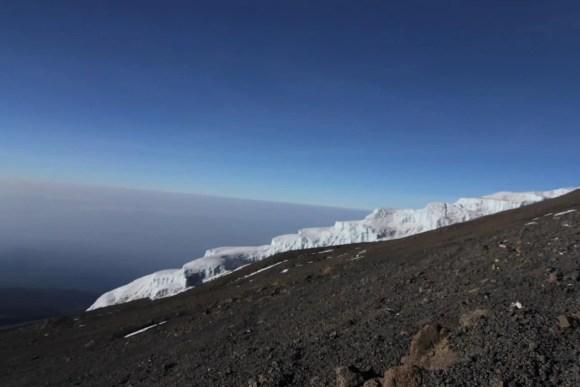 The Tanzania Chronicles — Day 6 — Summit — Kilimanjaro's Glaciers