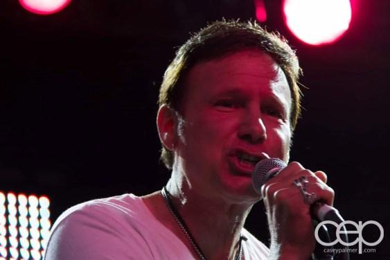 Corey Hart performing at Toronto Pride 2012!