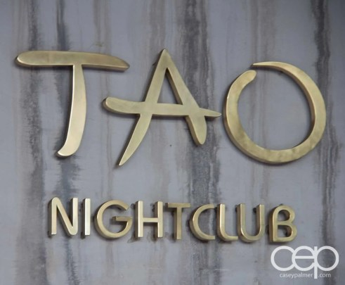 I saw this and remembered partying in TAO when I was last in Vegas in 2008. Good times, good times....
