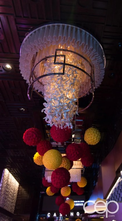 The Cosmopolitan of Las Vegas Hotel & Casino — Chandelier