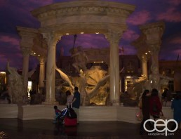 The Forum Shops at Caesar's Palace in Las Vegas, Nevada