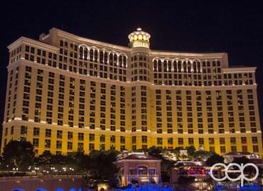The Bellagio Hotel & Casino in Las Vegas