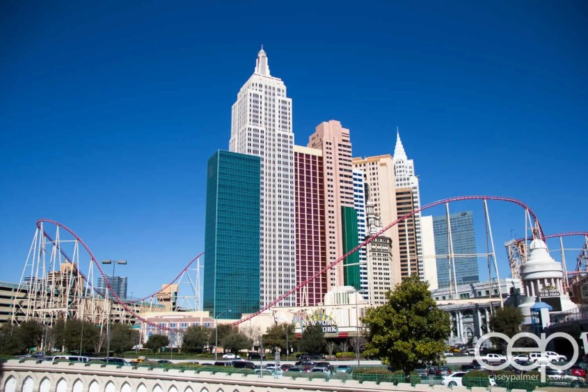 Las Vegas — New York New York Hotel & Casino
