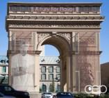 Las Vegas — Paris Hotel & Casino — L'Arc de Triomphe