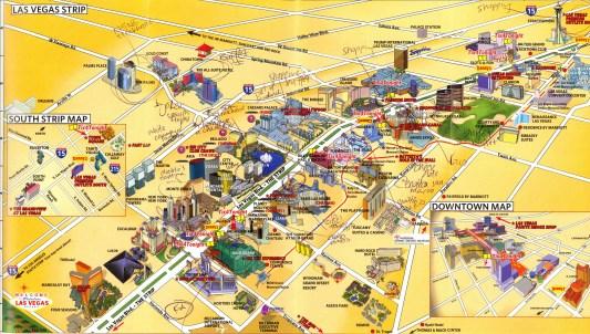 Las Vegas — Vegas Battle Plan