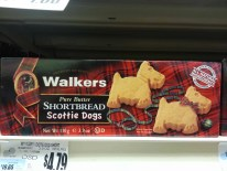 Walkers Shortbread Scottie Dogs