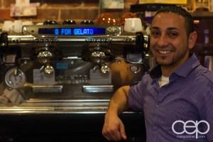 G... for Gelato and Espresso Bar — Shant Behesnilan and Faema