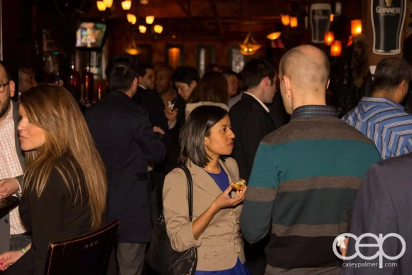 After Work Drinks Toronto 8 — #AWDTO — Crowd shot