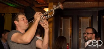 After Work Drinks Toronto 8 — #AWDTO — Craig Johnston on Trumpet