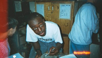 Me at 14 in Art class.