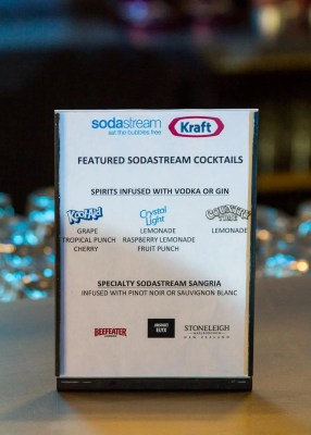 Kraft SodaStream Promotional Party —