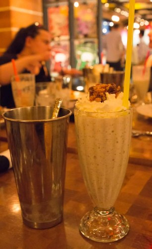 BiSC and Las Vegas 2013 — The Cosmopolitan — Holstein's — Milkshakes — Drunken Monkey