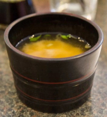 Scarborough Dishcrawl II — Gu-Mi — Miso Soup