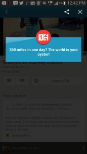 BiSC and Las Vegas 2013 — Foursquare — 360 Miles