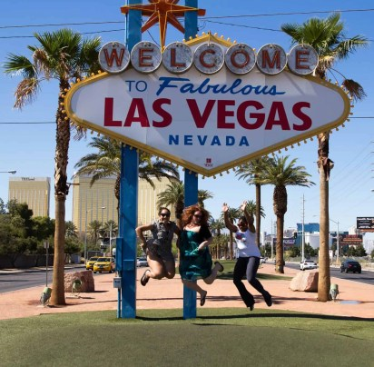 BiSC and Las Vegas 2013 — The Las Vegas Sign