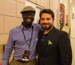 BiSC and Las Vegas 2013 — Serendipity 3 — Me and 'Berto