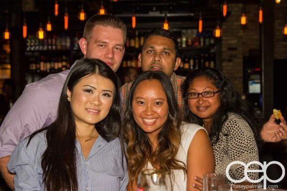 SaugaTweetupVI—SCADDABUSH—Marcin Szablewski, Dave Ramnarine, Adeline Chan, Quynh Nguyen, Ahalya Srikanthan, Dave