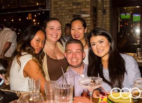 SaugaTweetupVI — SCADDABUSH — Quynh Nguyen, Christine Pantazis, Lise Lo, Adeline Chan and Marcin Szablewski
