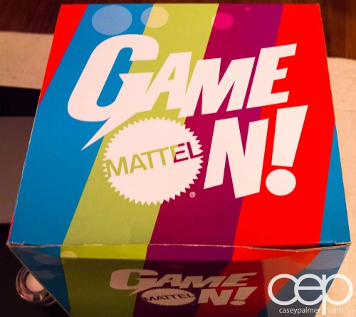 Mattel Game On! Gameology—The Game On! Party Package
