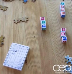 Mattel Game On! Gameology — Phase 10 Dice Game vs Sarah