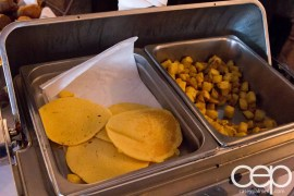 Viamede Resort & Dining — 1885 — Pancakes and Homefries