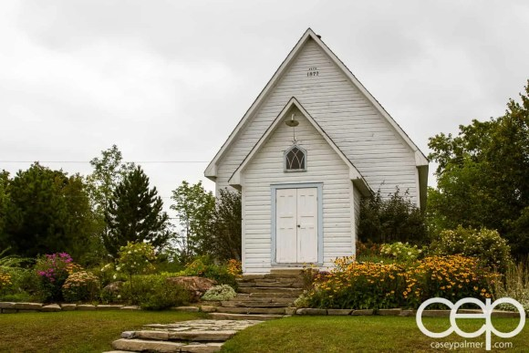 Viamede Resort & Dining — Chapel — Exterior Shot