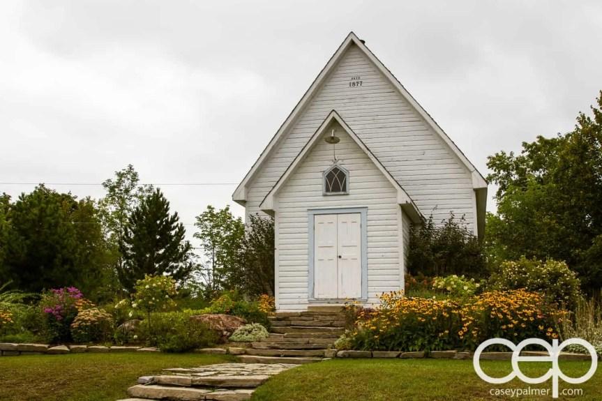 Viamede Resort & Dining — Chapel — Exterior Shot