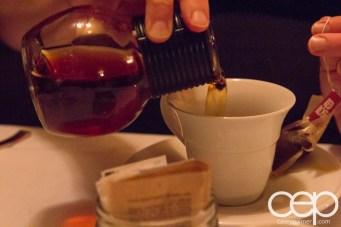 Viamede Resort & Dining — The Inn at Mount Julian — Tea Pour