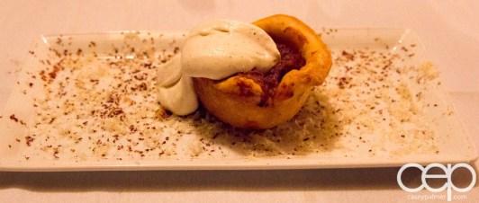 Viamede Resort & Dining — The Inn at Mount Julian — Bacon Butter Tart