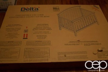 The DoomzToo Birth Story — The Nursery — The Crib — The Box
