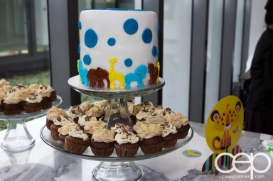 The DoomzToo Birth Story — Sarah's Baby Shower — Divine Food Delight Services — The Shower Cake