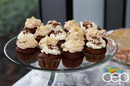 The DoomzToo Birth Story — Sarah's Baby Shower — Divine Food Delight Services — Cupcakes
