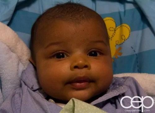 DoomzToo, age 10 weeks