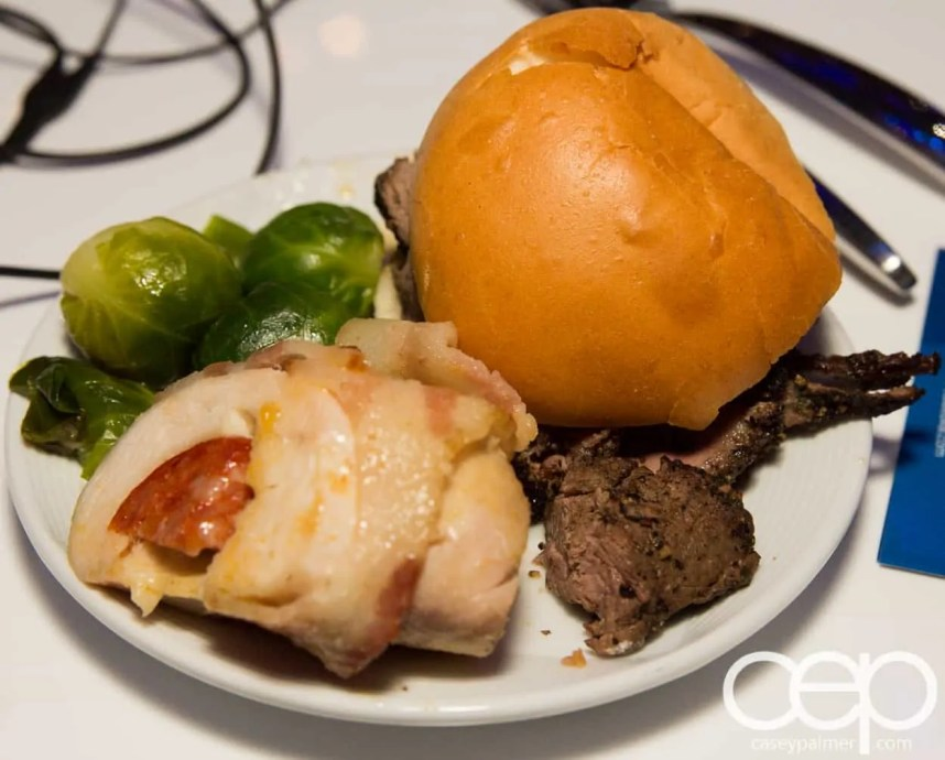 #FordNAIAS 2014 — Day 2 — Cobo Hall — Behind the Blue Oval — Need for Speed Screening — Dinner the First