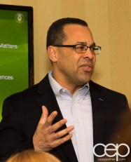 #FordNAIAS 2014 — Day 3 — The Dearborn Inn — Learning Sessions — Big Data as a Sustainability Driver — John Viera