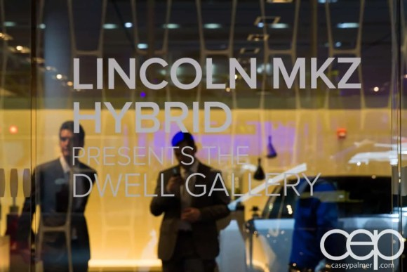 #FordNAIAS 2014 — Day 2 — Cobo Hall — North American International Auto Show — Lincoln — Lincoln MKZ Hybrid Presents the Dwell Gallery