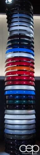 #FordNAIAS 2014 — Day 2 — Cobo Hall — North American International Auto Show — Jaguar — Colours