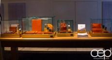 #FordNAIAS 2014 — Day 2 — Cobo Hall — North American International Auto Show — Lincoln — Lincoln MKC Presents the Shinola Gallery — Orange Gear
