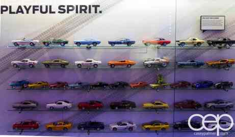 #FordNAIAS 2014 — Day 2 — Cobo Hall — North American International Auto Show — Ford Motor Company — Ford Mustang — Playful Spirit