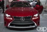 #FordNAIAS 2014 — Day 2 — Cobo Hall — North American International Auto Show — Lexus — Lexus RC Coupe