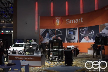 #FordNAIAS 2014 — Day 2 — Cobo Hall — Behind the Blue Oval — Smart