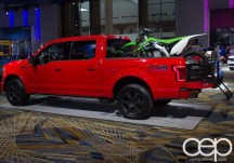#FordNAIAS 2014 — Day 2 — Cobo Hall — Behind the Blue Oval — Meet the All-New Ford F-150