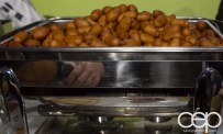 #FordNAIAS 2014 — Day 2 — Cobo Hall — Behind the Blue Oval — Need for Speed Screening — Corn Dogs