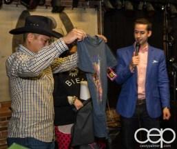 #ReGiftTO — Stage Presence — Joallore Alon and Maurice Cacho