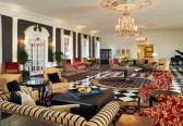 #FordNAIAS 2014 — Day 3 — The Dearborn Inn — Lobby
