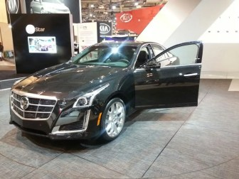 Canadian International Auto Show 2014 —